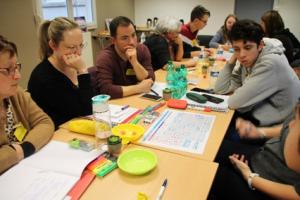 Pré-Hackathon Aménagement des espaces scolaires
